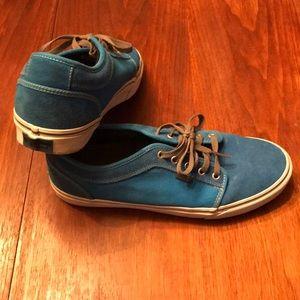 Vans suede sneakers